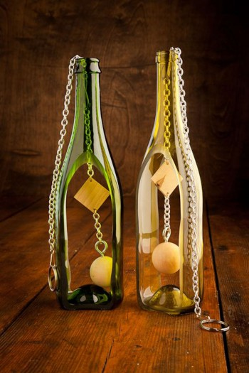 29 Ideas To Help You Recycle Your Glass Bottles Cleverly--16
