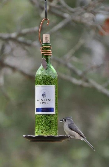 29 Ideas To Help You Recycle Your Glass Bottles Cleverly--28