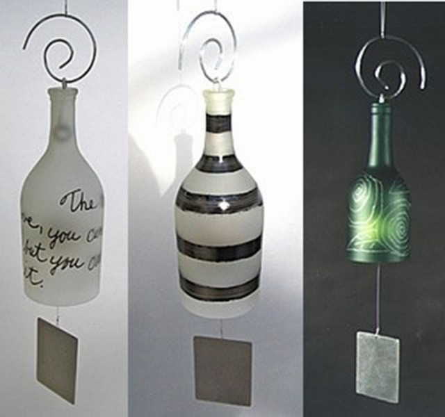 29 Ideas To Help You Recycle Your Glass Bottles Cleverly--9