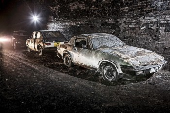 Explore The Mysterious Cemetery Of Abandoned Cars In The Depths Of Liverpool--5
