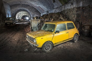 Explore The Mysterious Cemetery Of Abandoned Cars In The Depths Of Liverpool--8