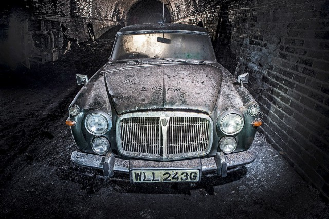 Explore The Mysterious Cemetery Of Abandoned Cars In The Depths Of Liverpool--9