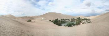 Huacachina-The Beautiful Small Village Built Around Peruvian Desert Oasis--8