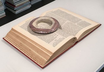 Jeremy Gives New Life To Old Book Pages Turning Them Into Delicate Jewelry--12
