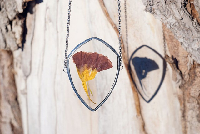 This Beautiful Jewelry Carefully Preserves The Beauty Of Nature--10