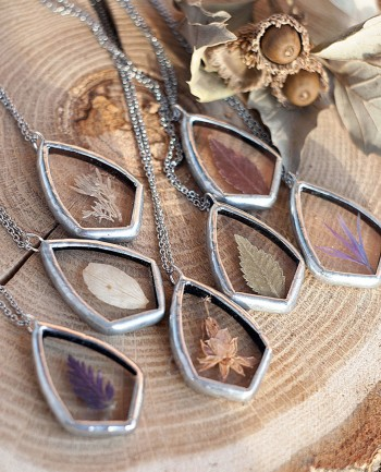 This Beautiful Jewelry Carefully Preserves The Beauty Of Nature--12