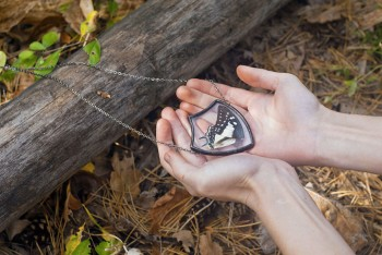 This Beautiful Jewelry Carefully Preserves The Beauty Of Nature--15