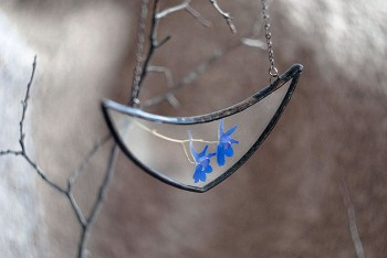 This Beautiful Jewelry Carefully Preserves The Beauty Of Nature-