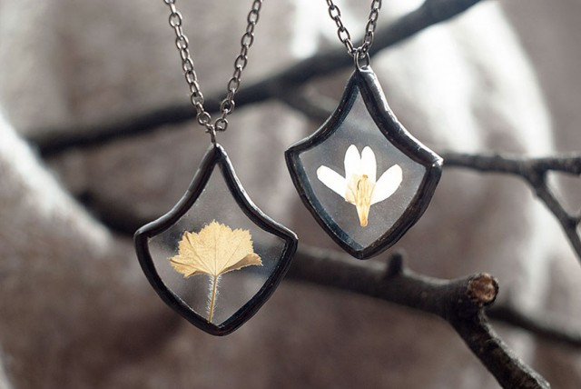 This Beautiful Jewelry Carefully Preserves The Beauty Of Nature--7