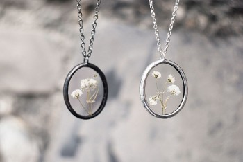 This Beautiful Jewelry Carefully Preserves The Beauty Of Nature--8
