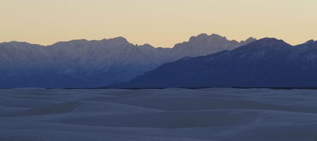 American White Sands Desert Is A Sublime Expanse That Should Not Exist--1