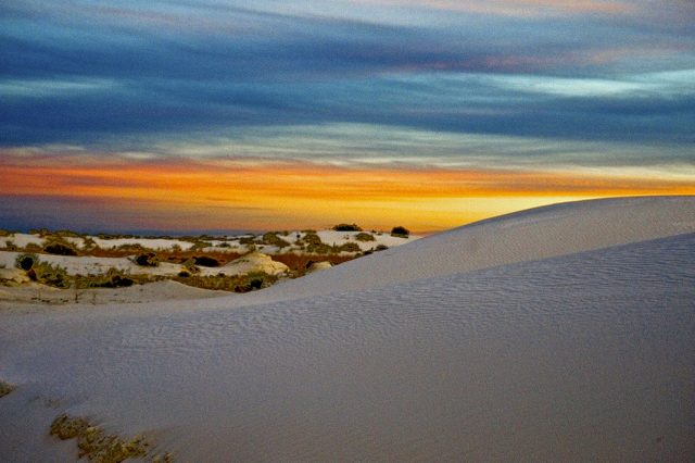 American White Sands Desert Is A Sublime Expanse That Should Not Exist--10
