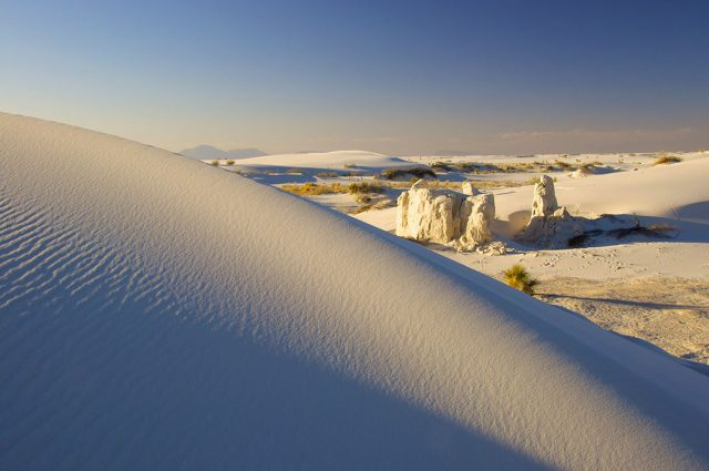 American White Sands Desert Is A Sublime Expanse That Should Not Exist--2