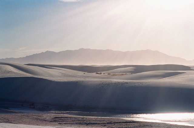 American White Sands Desert Is A Sublime Expanse That Should Not Exist--3