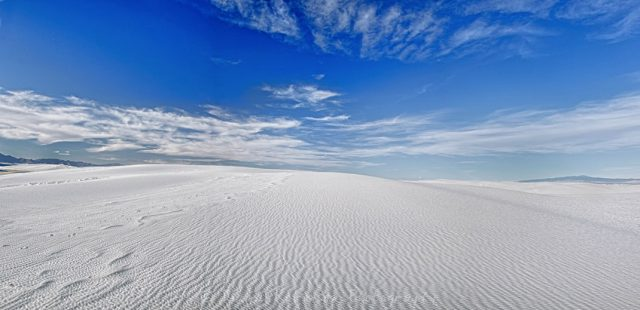 American White Sands Desert Is A Sublime Expanse That Should Not Exist--6