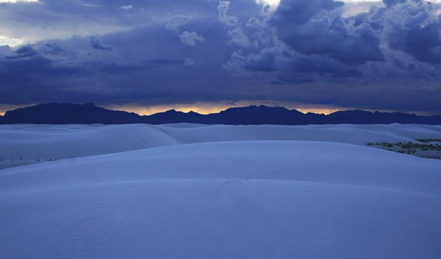 American White Sands Desert Is A Sublime Expanse That Should Not Exist-
