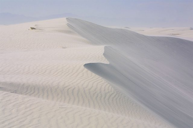 American White Sands Desert Is A Sublime Expanse That Should Not Exist--8