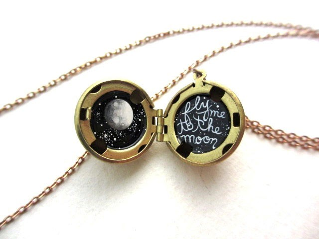 This Amazing Jewlry Contains Meticulous Cosmos Paintings Of Our Beautiful Universe--8