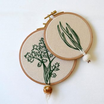 Artist Creates Amazing Embroideries Shaped As Vegetables--4