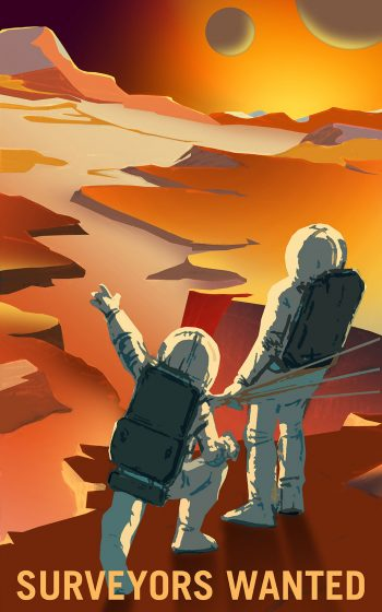 NASA Recruitment Posters Will Inspire You To Conquer Mars--5