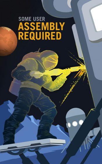 NASA Recruitment Posters Will Inspire You To Conquer Mars--7