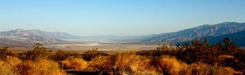 Travel The Legendary Death Valley, This Desert Region That Stretches To The Horizon--13