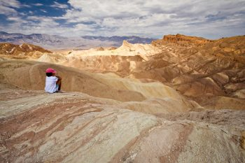 Travel The Legendary Death Valley, This Desert Region That Stretches To The Horizon--2