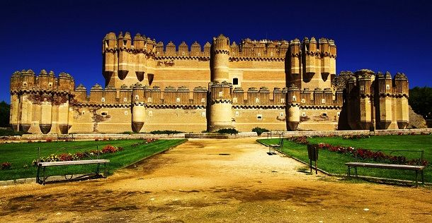 The 5 Most Magical Spanish Castles--1