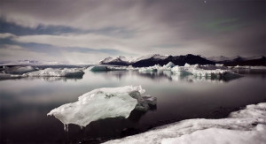 Iceland unveils its haunting landscapes--26