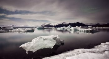 Iceland unveils its haunting landscapes--27