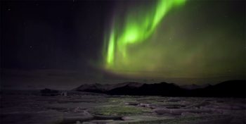 Iceland unveils its haunting landscapes--32