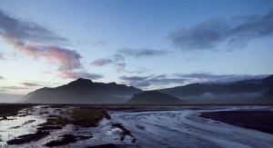 Iceland unveils its haunting landscapes-