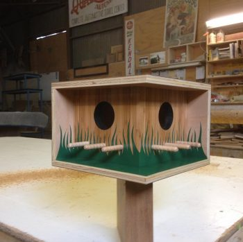 Beautiful Bird Homes 2