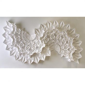 Matthew Produces Ultra Detailed Sculptures From Simple Pieces Of Paper 1