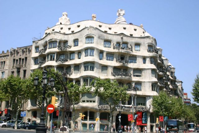 The 8 Most Sumptuous Works Of Legendary Architect Antoni Gaudi--6