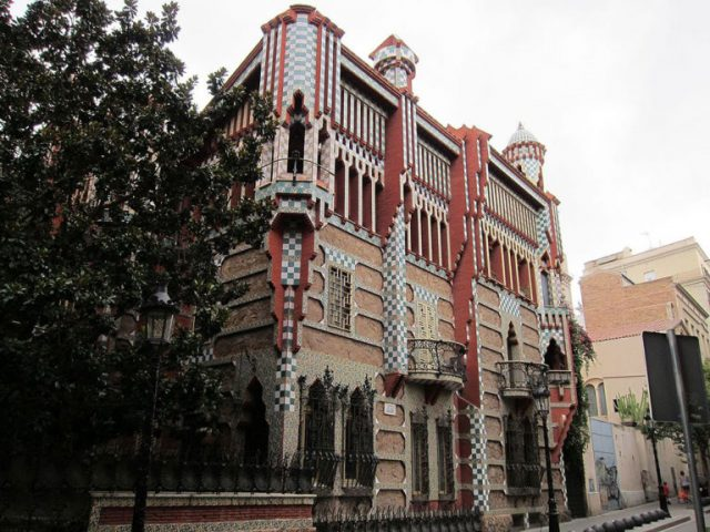 The 8 Most Sumptuous Works Of Legendary Architect Antoni Gaudi-