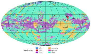 The Map Of Titan2