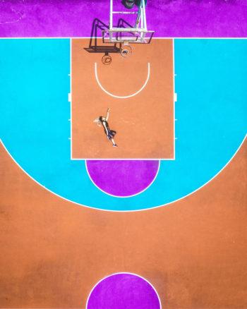 7 Basketball Playground