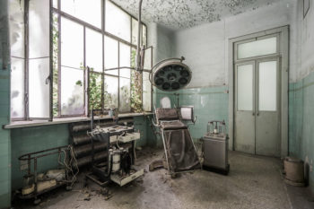 A Classic Italian Asylum