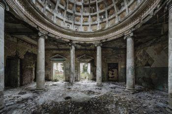 An Amazing Bathhouse In Georgia