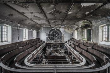 Welsh Chapel In Heavy Decay