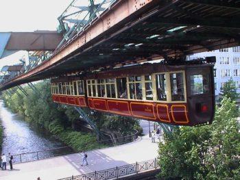 kaiserwagen train wuppertal