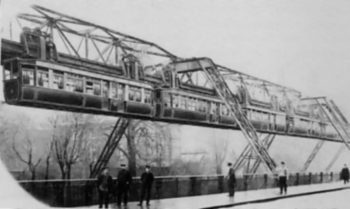 suspended train wuppertal 1903 1