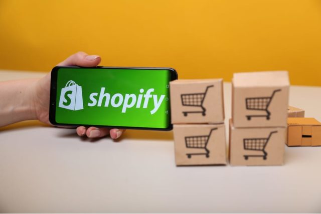 Shopify eBay Amazon Market Value