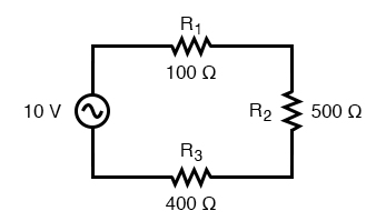 ac power source and resistance circuits