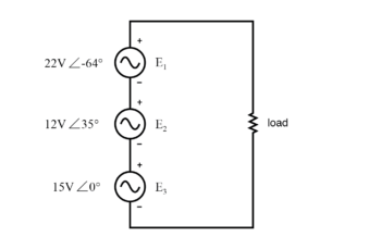 addition of complex voltages
