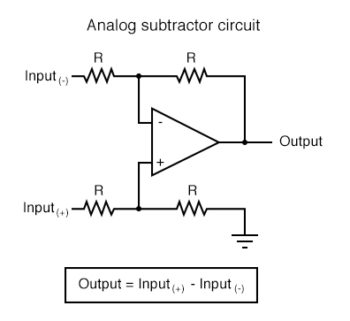 analog subtractor circuit