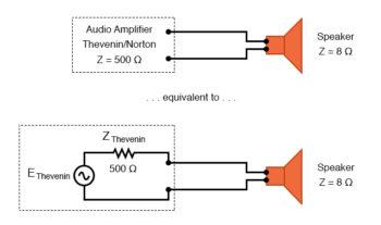 audio amplifier system