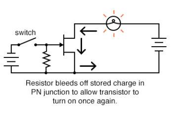 bleeding resistor