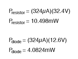 calculate power dissipations image1